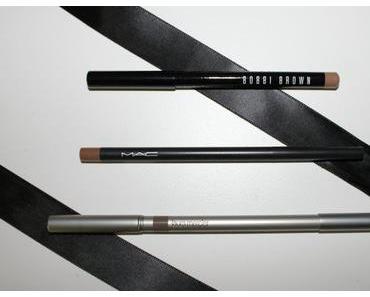 Revue : mes trois crayons à sourcils chouchous