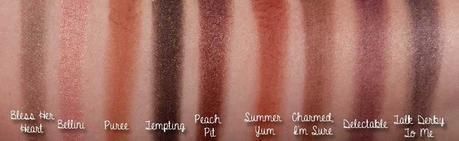 Sweet Peach de Too Faced | La palette idéale?!