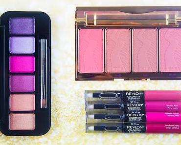 Mes achats beauté (maquillage) chez Sephora US : Buxom, Tarte et Revlon ! [Haul]