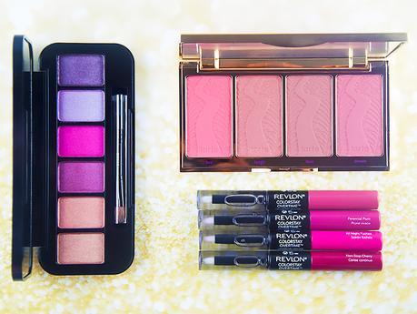 Haul beauté maquillage des yeux, du teint et des lèvres Sephora US - Buxom, Tarte cosmetics et Revlon