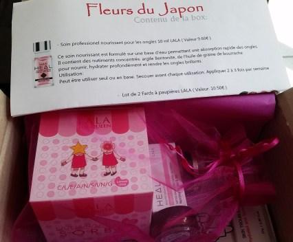 Box Fleurs du Japon (1)