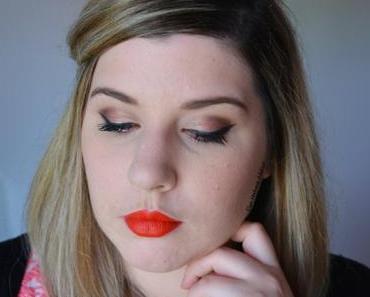 Just Peachy Makeup {Sweet Peach – Too Faced}