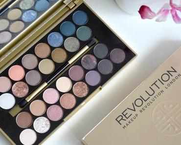 Zoom sur la Fortune Favours The Brave de Makeup Revolution