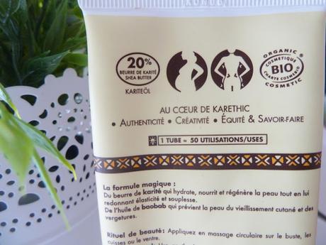 labels baume à lèvres karethic