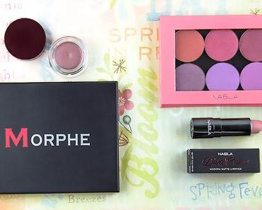 A la découverte du maquillage NABLA Cosmetics et MORPHE Brushes, avec l'e-shop Colors and Makeup ♥ [Unboxing]