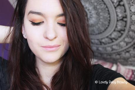 Sunrise Makeup 🍊 🍑 | Monday Shadow Challenge