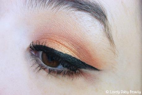 Sunrise Makeup 🍊 🍑   Monday Shadow Challenge