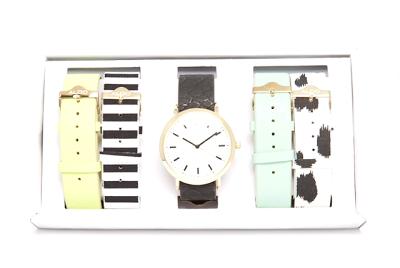 1 montre, 5 styles