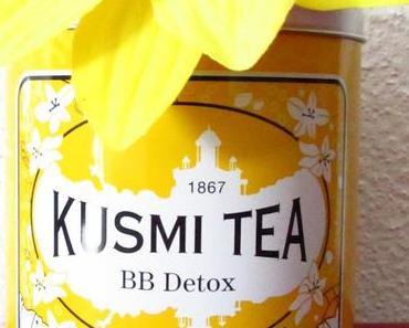 Kusmi Tea BB Detox le thé beauté