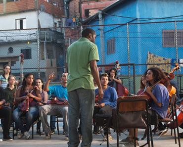 Le professeur de violon de Sérgio Machado : la musique au cœur des favelas