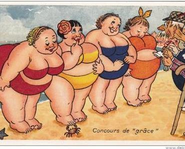 Je m'en foutais d'être grosse, avant de reprendre du poids (Humeur + Blog roll)