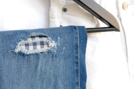 [DIY] Transformer ses jeans trop classiques