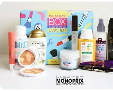 La Beauty Box de Monoprix