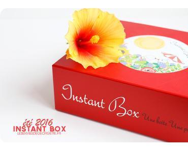 Instant Box de l'été