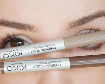 REVUE : Eyebrow Sculpt Automatic Pencil de Kiko ♥︎
