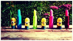 Stick pour les lèvres Minions – Minions lip Balm
