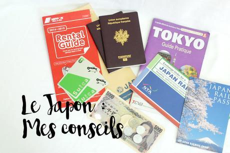 Mes conseils pour voyager au Japon !