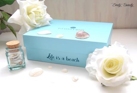 Glossybox Life is a beach de Juillet