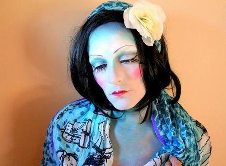 Perle de jade : the Blue Geisha