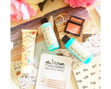 Glossybox de juillet, Life is a beach !