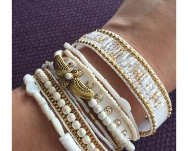 Donnez du style à vos looks estivaux avec les bracelets Hipanema !