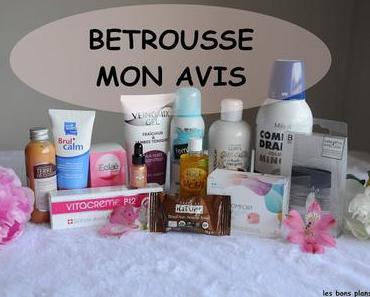 """Betrousse """" mon challenge bikini"""" mon avis"""