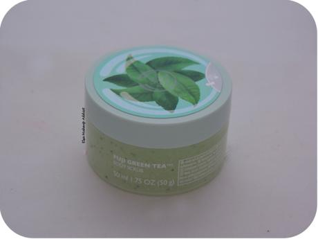 Gamme Fuji Green Tea The Body Shop 7
