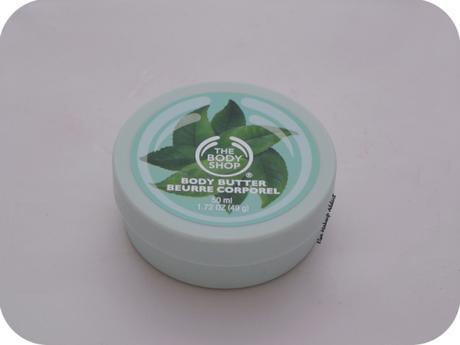 Gamme Fuji Green Tea The Body Shop 5