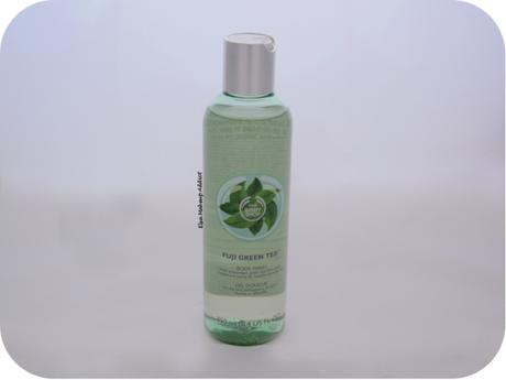Gamme Fuji Green Tea The Body Shop 4