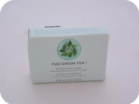 Gamme Fuji Green Tea The Body Shop 9