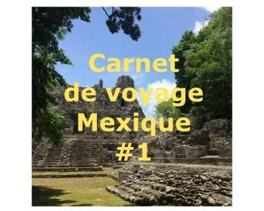 Carnet de voyage – Mexique #1