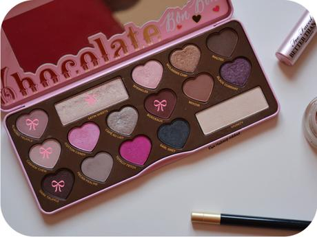 Makeup Smoky Chocolate Bon Bons Too Faced 7