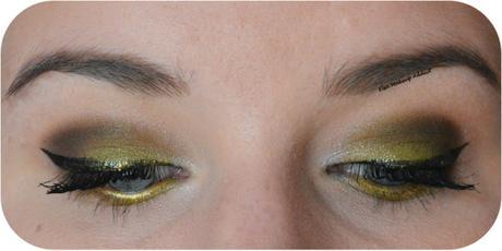 Yellow Summer Makeup 3