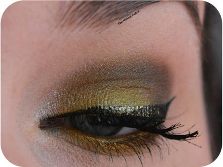 Yellow Summer Makeup 2