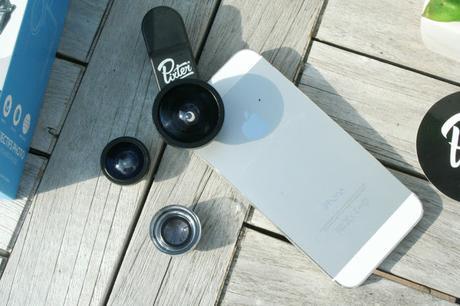 J'ai testé pour vous les lentilles de smartphone Pixter !