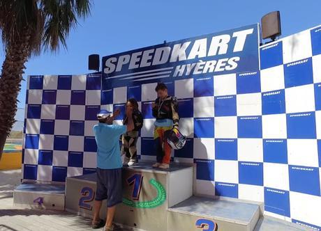 Faire du Kart dès l'âge de 7 ans ! C'est possible, chez SpeedKart Hyères !
