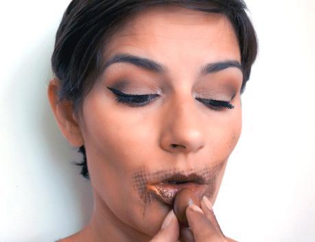 J'ai tout mangé le chocolat