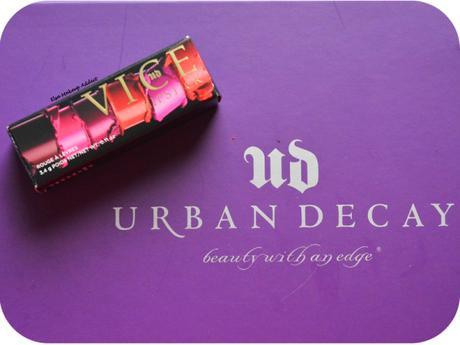 Rouge à lèvres Vice Lipstick Urban Decay 1