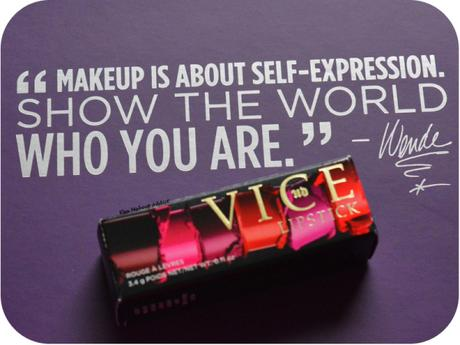 Rouge à lèvres Vice Lipstick Urban Decay 2