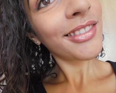 Maquillage doré métallisé