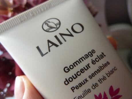Gommage Douceur Eclat de Laino - La palme de la douceur