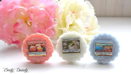 Collection Riviera Escape de Yankee Candle