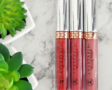 Les Liquids Lipsticks d'Anastasia Beverly Hills : Top ou Flop ?