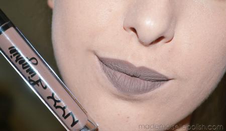 Les lips Lingerie de chez Nyx