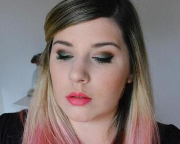 Lightyear Makeup {Moondust Palette~Urban Decay}