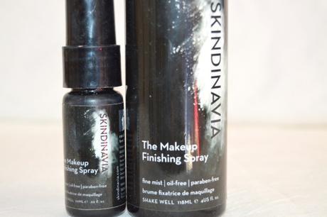 Fixateur de maquillage // Skindinavia
