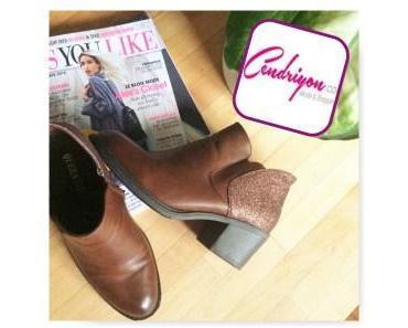 CENDRIYON, chaussures pour princesses à petit budget