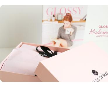 Glossybox Mademoiselle Zen : testée et approuvée