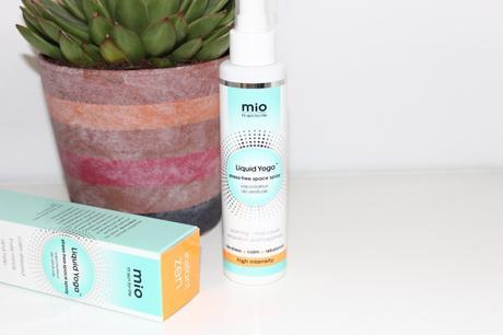 Le vaporisateur de zénitude «Liquid Yoga» / Mio Skincare