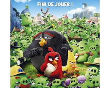 Avis du film #12: Angry Birds- Le film